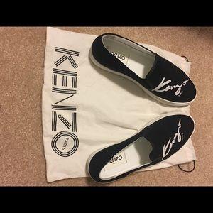 Kenzo slip-on sneakers